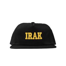 IRAK Logo Snapback Black