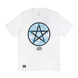 Converse x NBHD T-Shirt White
