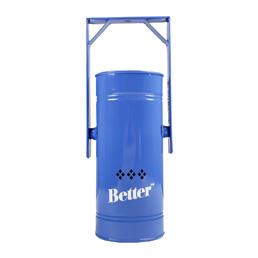 Better Kuumba Incense Burner Can Blue