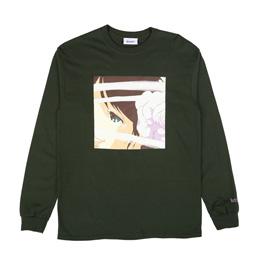 Better Vouyer 3 L/S T-Shirt Forest Green