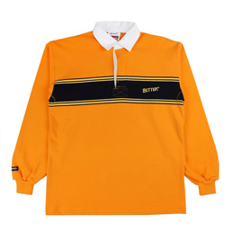 Better Stripe Rugby Orange
