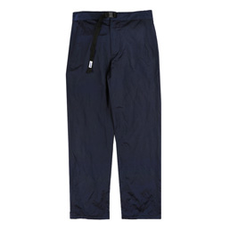 Better Metallic Nylon Pant Navy