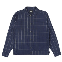Stussy Ranch LS Shirt - Plaid