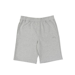 Stussy Stock Terry Short - Grey Heather