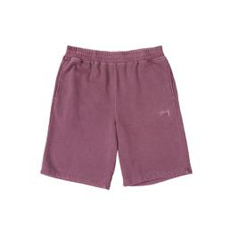 Stussy Stock Fleece Short - Purple
