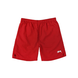 Stussy Stock Water Short II - Red