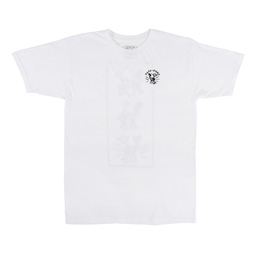 Passport Plug In T-Shirt White