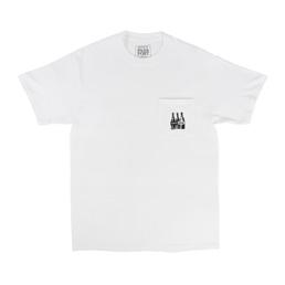 Passport Take-Away Pocket T-Shirt White