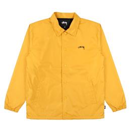 Stussy Cruize Coach Jacket II Gold