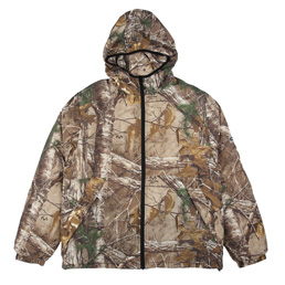 Stussy Real Tree Insulated Hooded Jacket