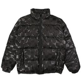 Stussy Puffer Jacket - Black