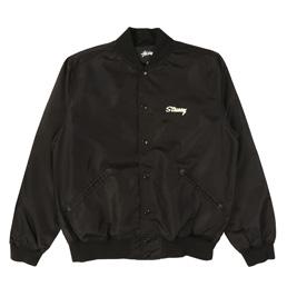 Stussy Eagle Tour Jacket - Black