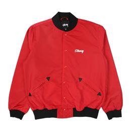 Stussy Eagle Tour Jacket - Red