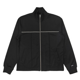 Stussy Poly Track Jacket - Black