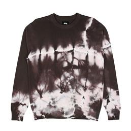 Stussy Bleached Dye Sweater