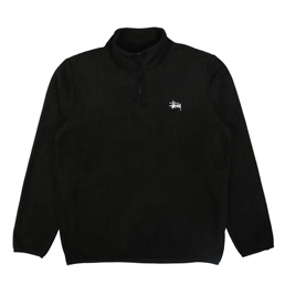 Stussy Polar Fleece Half Zip