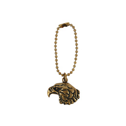 NH Eagle Charm B-Masa Sculp Gold