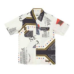 NH Teddy C-Shirt SS Black