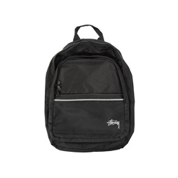 Stussy Diamond Ripstop Backpack - Black