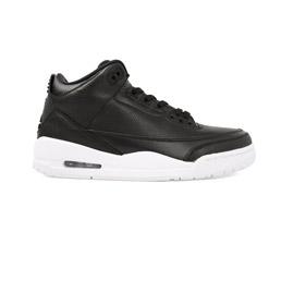 Air Jordan 3 Retro - Black/Black-White
