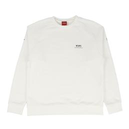 WTAPS Ingredients Sweatshirt White