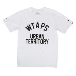 Wtasp Urban Territory Tee White
