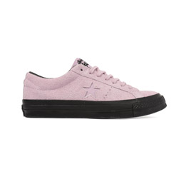 Converse One Star '74 x Stussy Icons-Mauve Mist