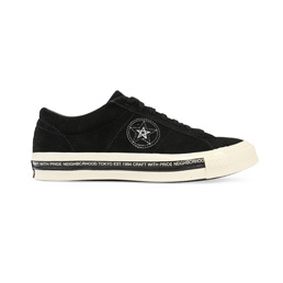NBHD X CNVSE One Star 74 - Black/Black