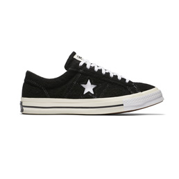Converse One Star Low x Patta - Black/Egret
