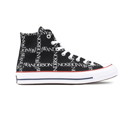 Converse X JW Anderson 70' HI - Black/White/Red