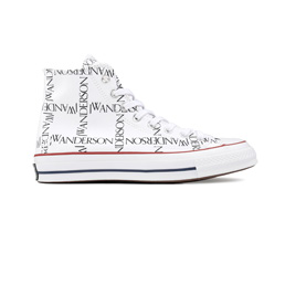 Converse X JW Anderson 70' HI - White/Black/Red