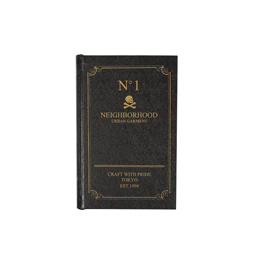 NH No.1 P-Book Box Small Black