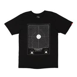WTAPS Point Man T-Shirt Black