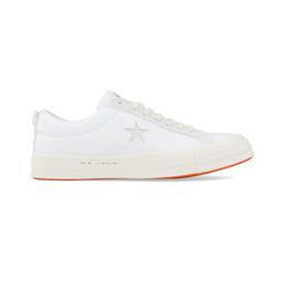 Carhartt WIP x Converse One Star - White/White