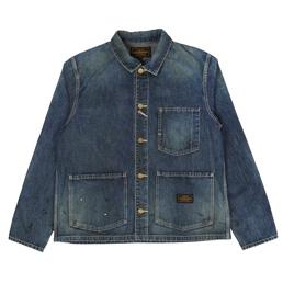 NH Washed Hutslas C-Jacket Indigo