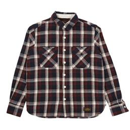 NH Cabella C-Shirt LS Navy