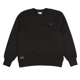 WTAPS Hellweek Sweater 01 Black