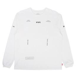 WTAPS Form T-Shirt White