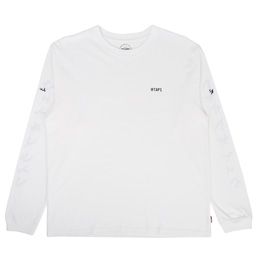 WTAPS Worker T-Shirt White