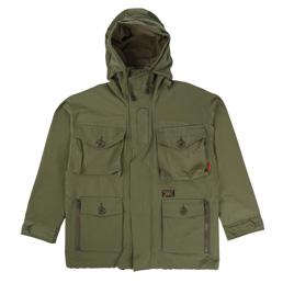 WTAPS Parasmock Jacket NYCO Olive Drab