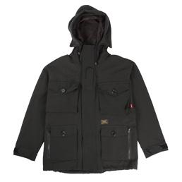 WTAPS Parasmock Jacket NYCO Black