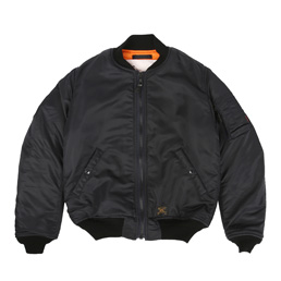 WTAPS MA-1 Jacket Dark Navy