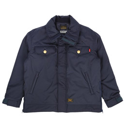 WTAPS Dept Jacket Navy