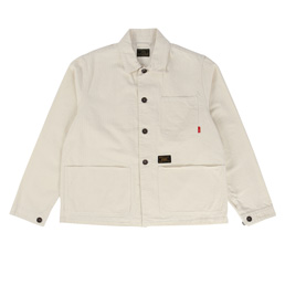 WTAPS HBT Jacket Off White
