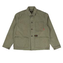 WTAPS HBT Jacket Olive Drab