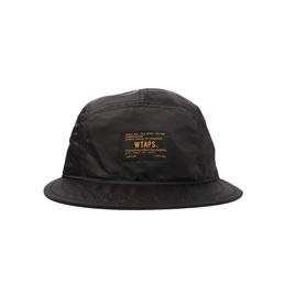 WTAPS Commander 01 Cap Black