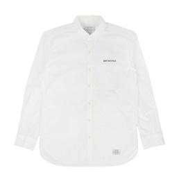 NH Classic White C-Shirt LS White