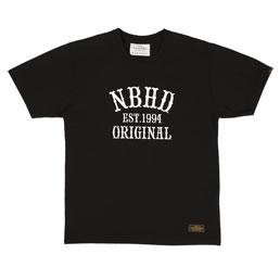 NBHD Original C-Tee SS Black
