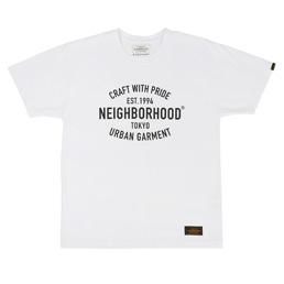 NH Urban Garment C-Tee SS White