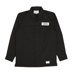 NH Classic Work EC-Shirt LS Black